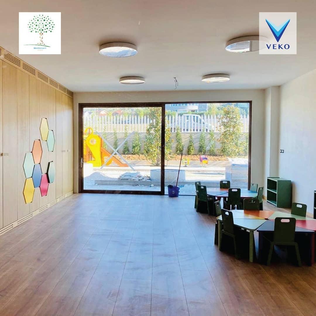 Projekti i Muajit - ''Montessori Tirana'' (School)
