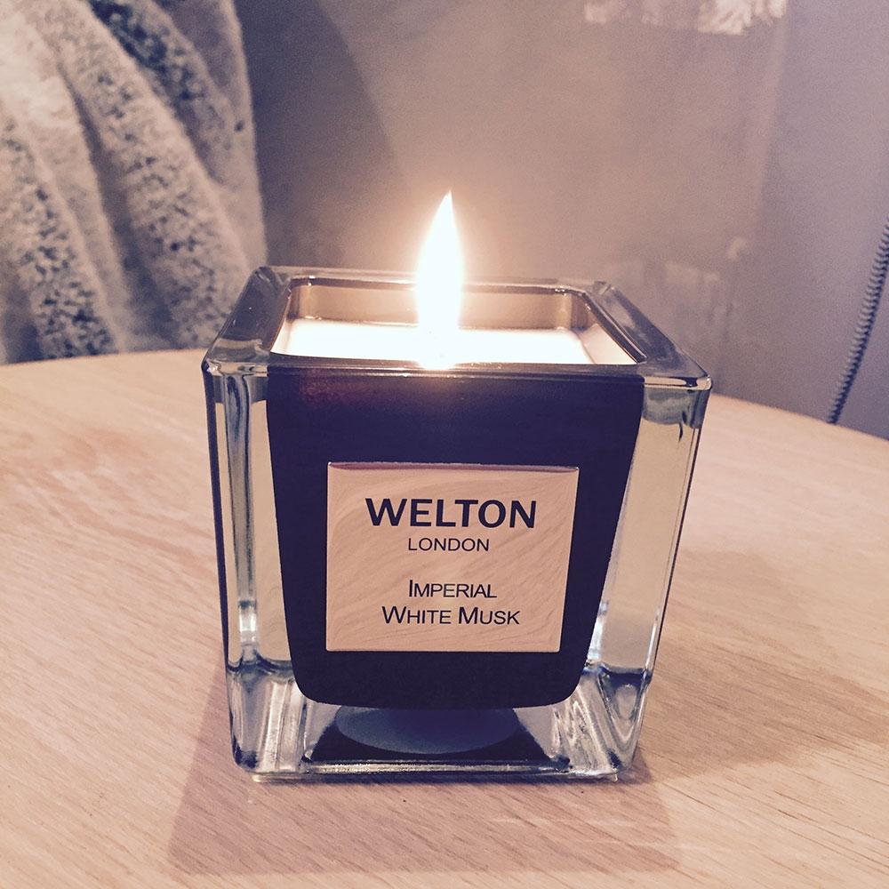 Candle S secret Amber